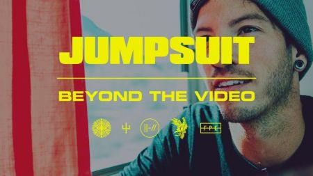 Watch: Twenty One Pilots take fans behind the scenes of 'Jumpsuit'