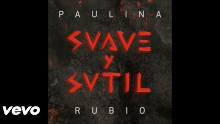 Listen: Paulina Rubio returns with stormy single 'Suave y Sutil'