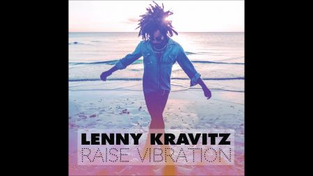 Lenny Kravitz's new album 'Raise Vibration' includes song inspired by Johnny Cash
