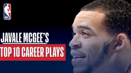 2018-19 LA Lakers roster: JaVale McGee player profile