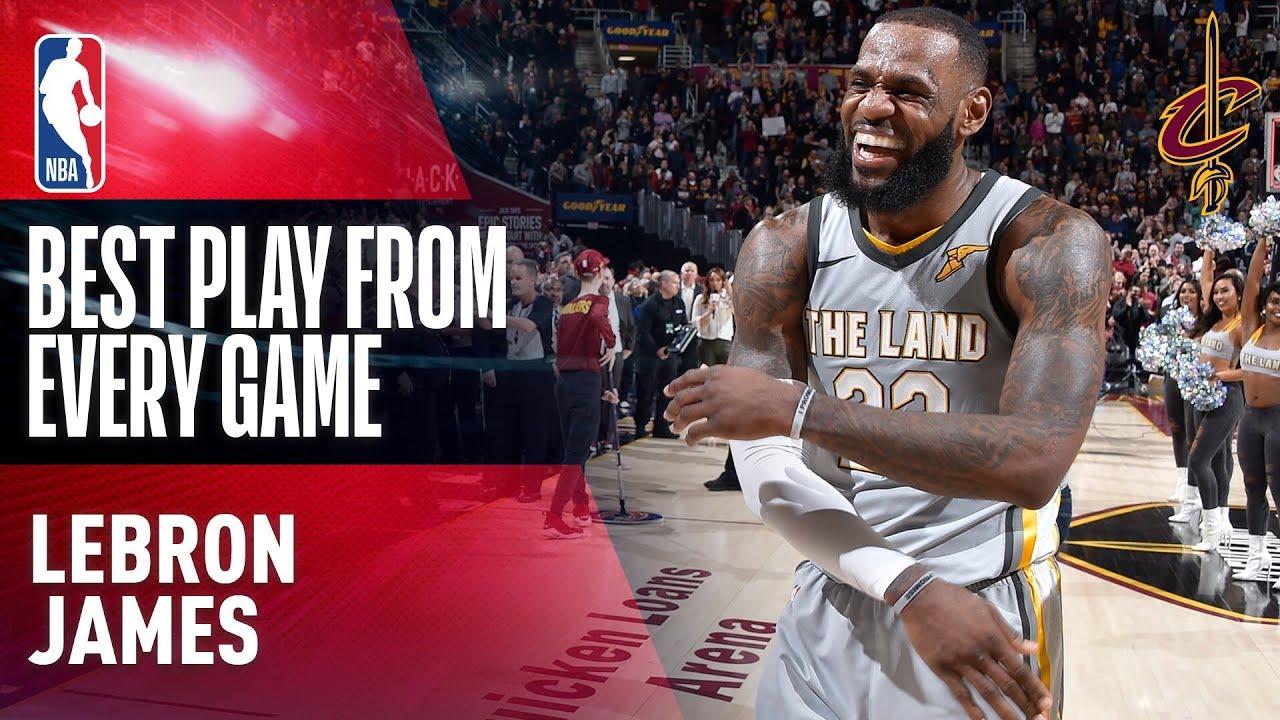 2018-19 LA Lakers roster: LeBron James player profile