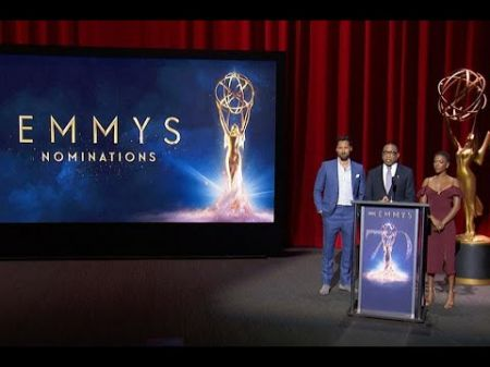 Complete list of the 70th Primetime Emmy Award nominees 2018