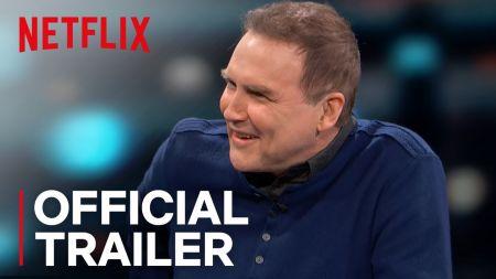 Norm Macdonald reveals first guests for his Netflix talk show