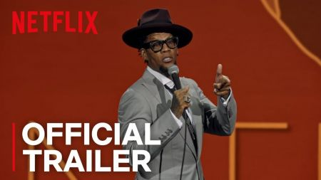 Watch: D.L. Hughley talks racism, #MeToo and more in Netflix special 'D.L. Hughley: Contrarian'