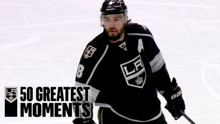 2018-19 LA Kings roster: Drew Doughty player profile
