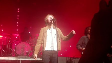 Watch: Beck joins Phoenix during Los Angeles show