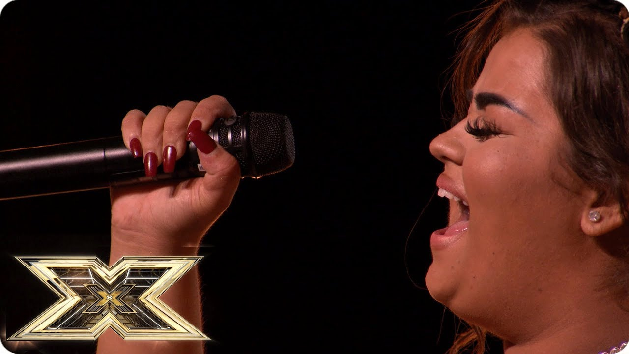 'The X Factor UK' season 15 auditions round 4: A comeback contender seizes a chance to shine