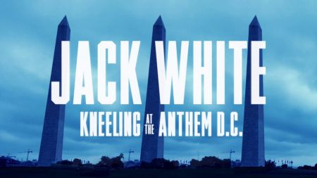 Watch: Jack White debuts trailer for concert film 'Kneeling at The Anthem D.C.'