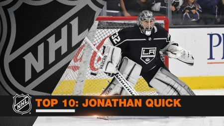 2018-19 LA Kings Roster: Jonathan Quick player profile