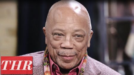 Quincy Jones documentary 'Quincy' gets good reviews, includes rare Michael Jackson footage