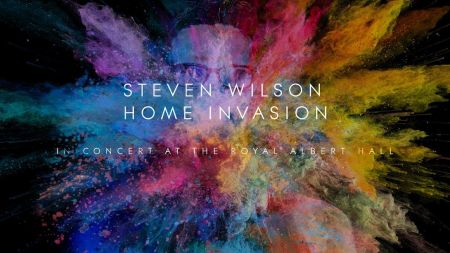 Watch: Steven Wilson to release concert film 'Home Invasion: In Concert at the Royal Albert Hall'