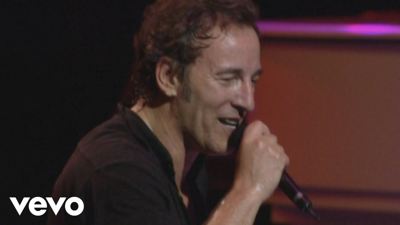 2018 New York Comedy Festival: Bruce Springsteen, Seth Meyers performing at Stand Up for Heroes Concert