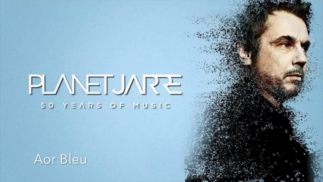 Jean-Michel Jarre: Electronic music star releases career retrospective 'Planet Jarre'