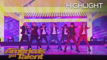 Watch: BTS crush 'Idol' performance on 'America's Got Talent'