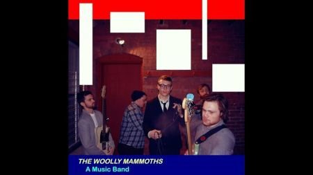 Listen: The Woolly Mammoths share new song 'No Confidence Man' from upcoming LP