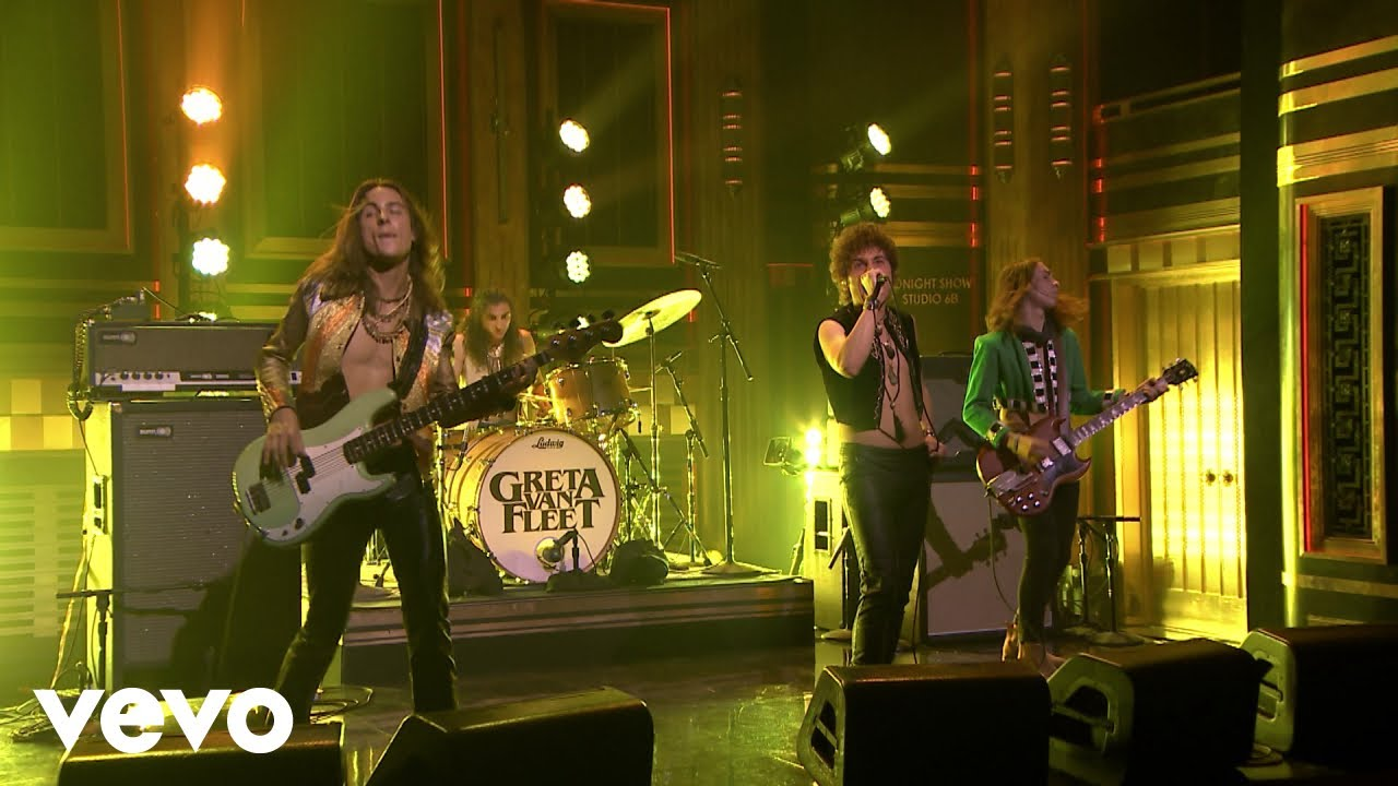 Greta Van Fleet announces debut album, adds U.S. and U.K. dates to 2018 world tour