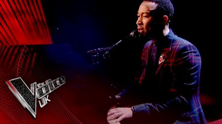 John Legend joins 'The Voice' as coach, beginning in season 16