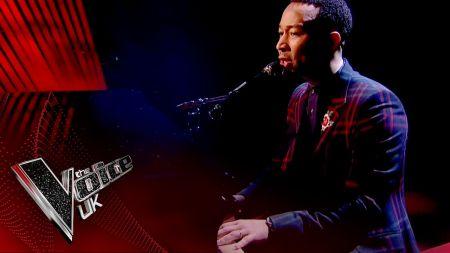 John Legend joins 'The Voice' as coach, beginning in season 16
