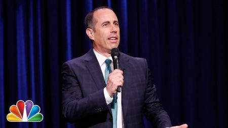 Jerry Seinfeld announces return to Colosseum in Las Vegas 2019