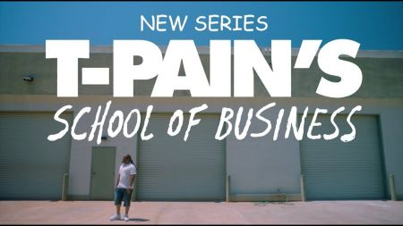 T-Pain's School of Business to premiere on Fuse