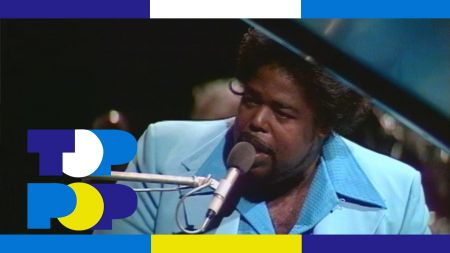 Barry White box set has his first nine albums remastered