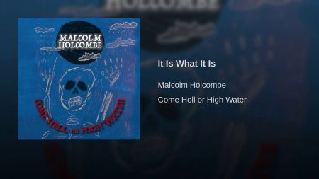 Malcolm Holcombe tells gritty stories on 'Come Hell or High Water'