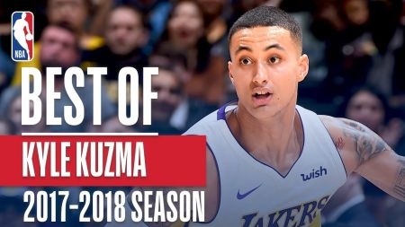 2018-19 LA Lakers roster: Kyle Kuzma player profile