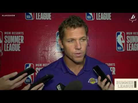 2018-19 LA Lakers roster: Luke Walton coach profile