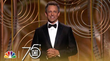 NBC renews Golden Globe Awards contract through 2027