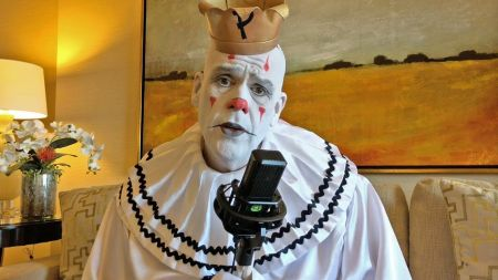 Puddles Pity Party sets out for fall 2018 tour