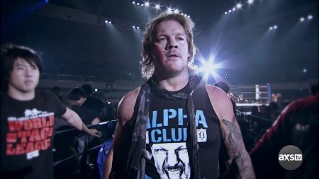 5 thing you didn't know about Chris Jericho