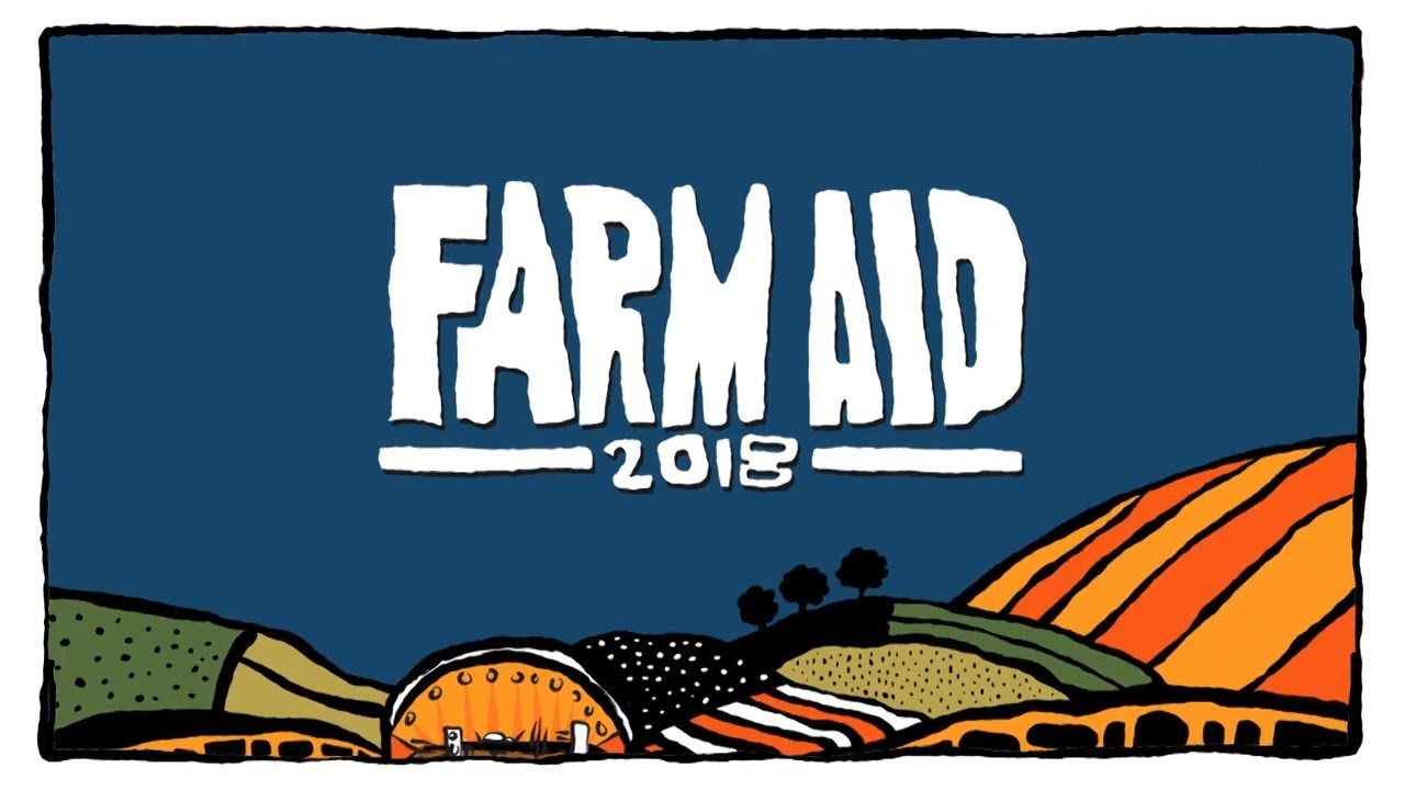 Willie Nelson hosts, leads star-studded performance lineup for Farm Aid 2018 airing Sept. 22 on AXS TV