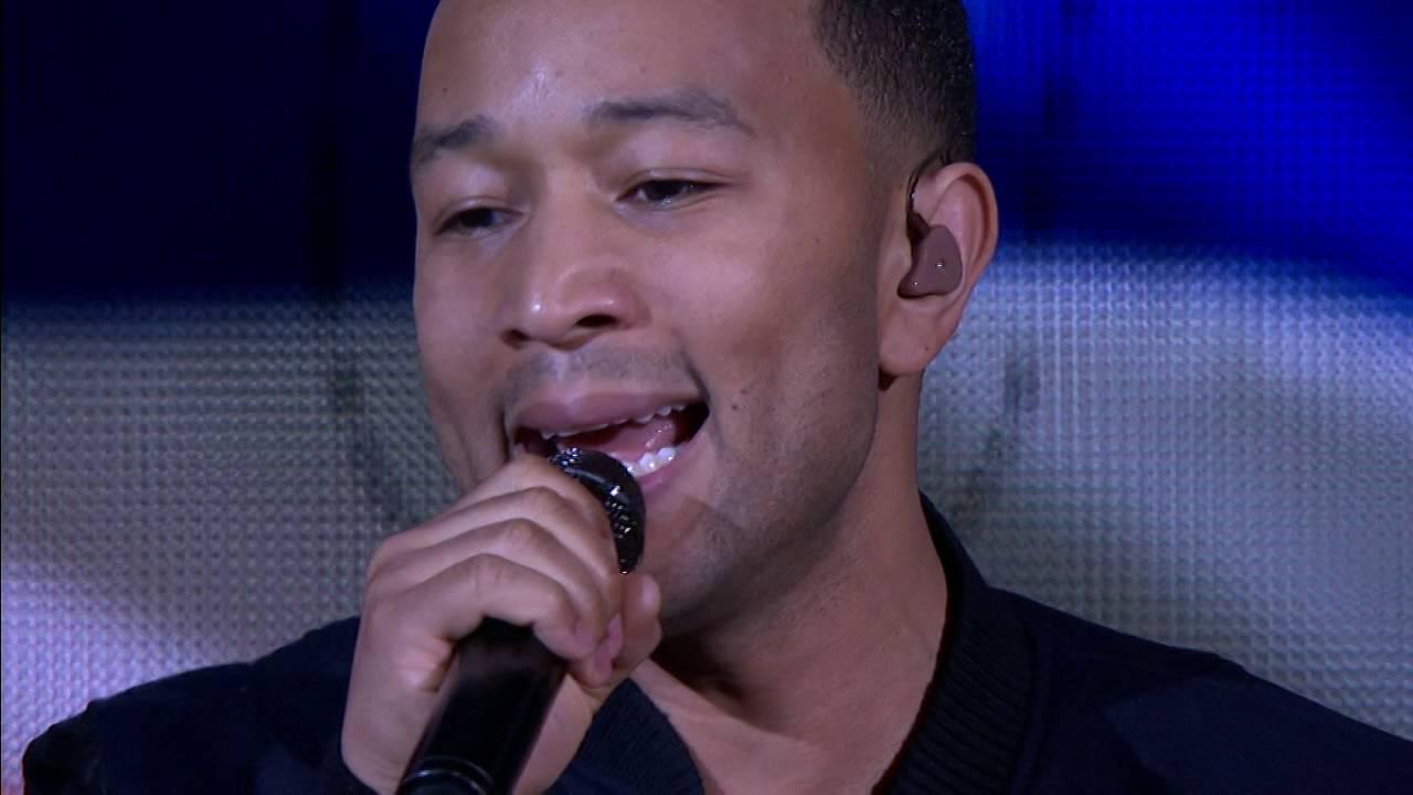 John Legend, LeBron James executive producing 'Lean on Me' TV series