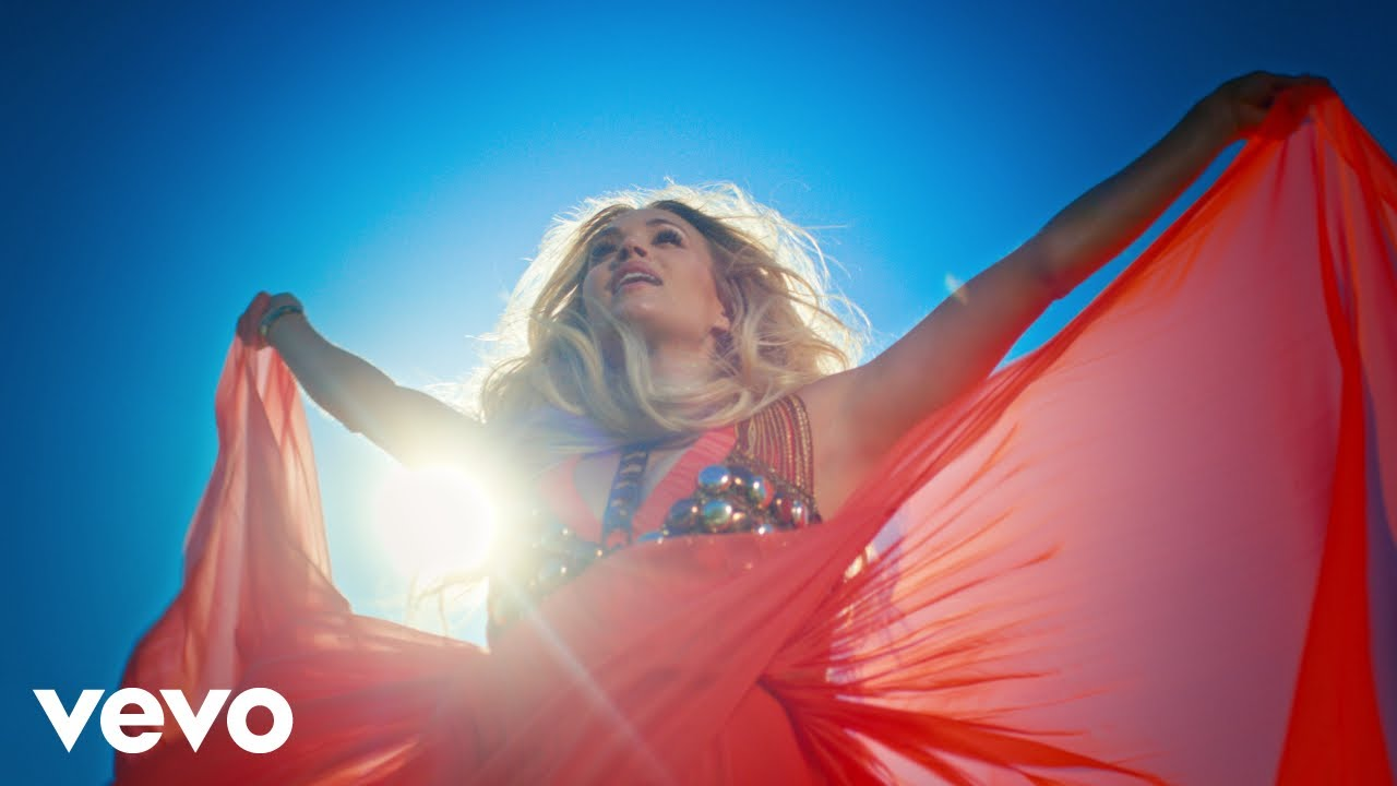 Watch: Carrie Underwood drops powerful new music video for 'Love Wins'
