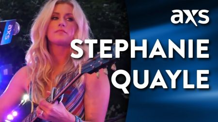 Watch: Stephanie Quayle discusses the challenges that drive her at the BBVA Music Sessions