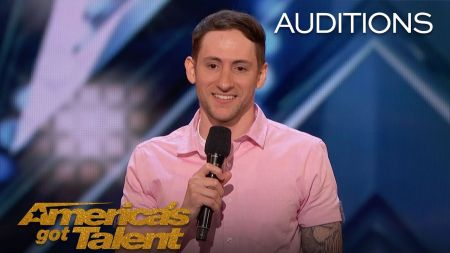 Interview: Samuel J. Comroe talks stopping bullies with humor and the 'coolest part' of his AGT journey