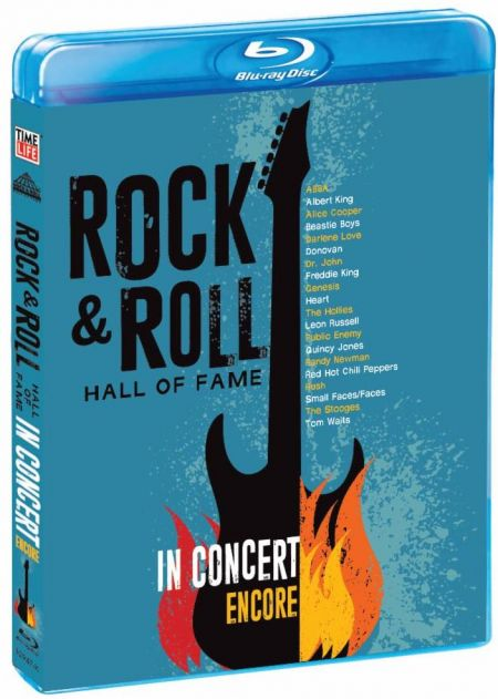 'Rock & Roll Hall of Fame In Concert: Encore cover graphic