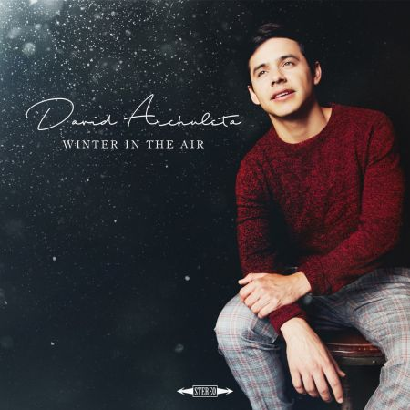 Interview: David Archuleta discusses his new Christmas album, 'Winter In The Air'