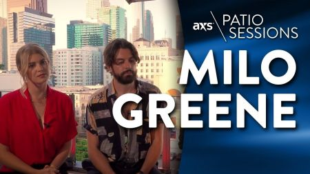 AXS Patio Sessions: Milo Greene perform intimate set and talk about new album before tour