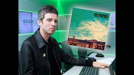 Noel Gallagher to release book chronicling 'Who Built the Moon?' world tour