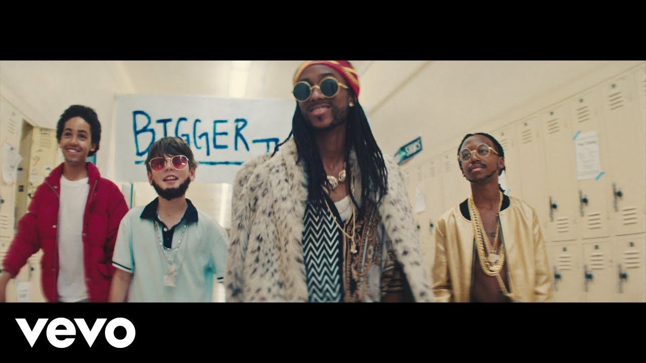 Watch: 2 Chainz releases video for 'Bigger Than You' featuring Quavo an Drake