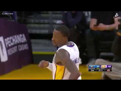2018-19 LA Lakers roster: Kentavious Caldwell-Pope player profile