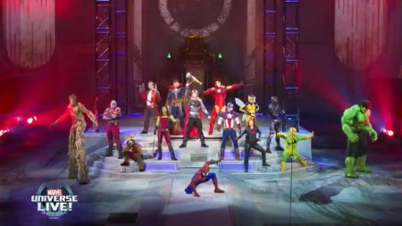 Marvel Universe LIVE! announces February 2019 dates at Infinite Energy Arena