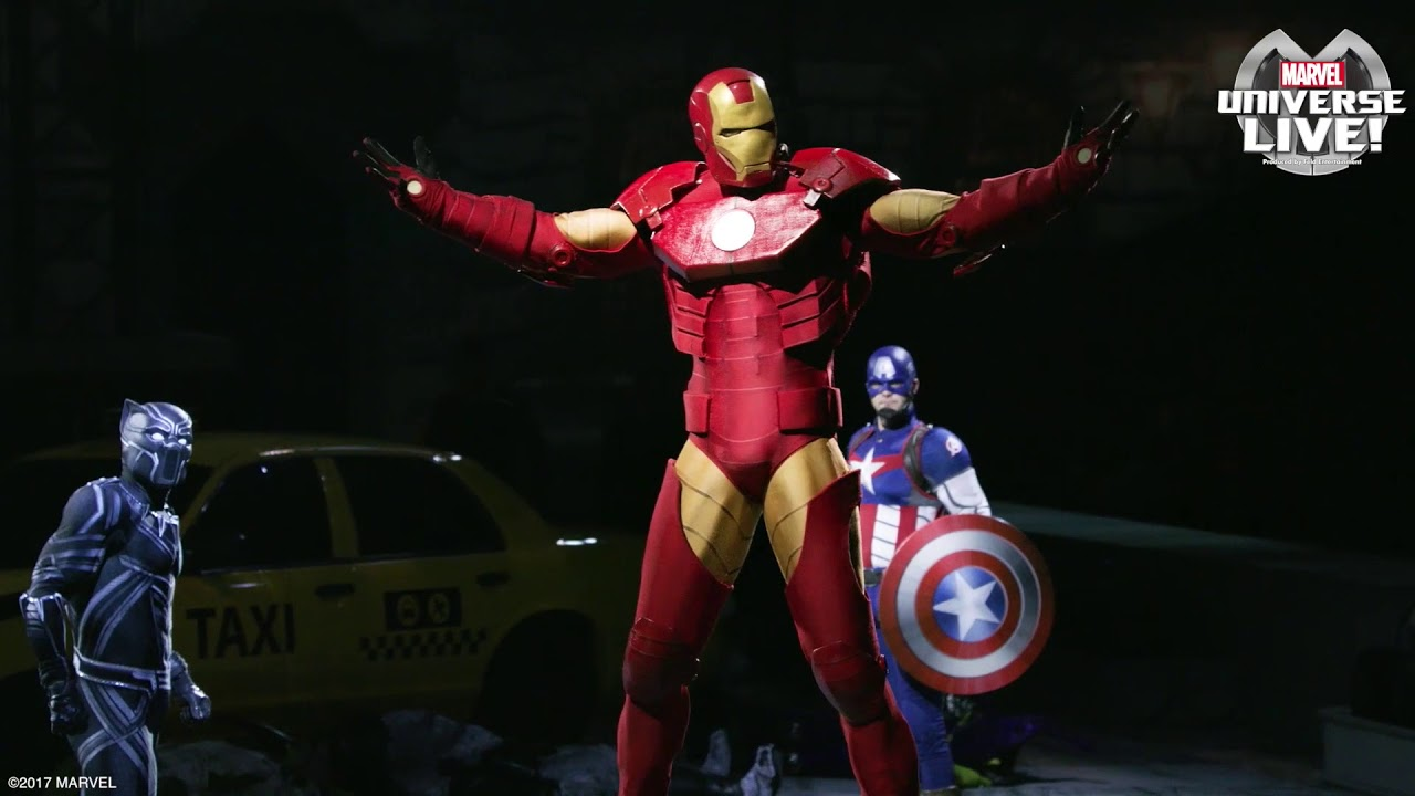 5 reasons Marvel Universe LIVE! is the best family-friendly event