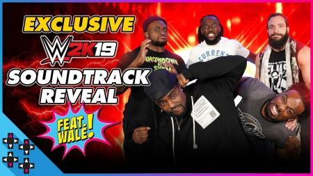 Eminem, Metallica, more announced for upcoming WWE 2K19 soundtrack