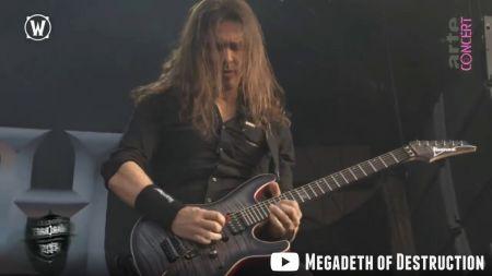 Megadeth invite metalhead Indonesian president to festival performance