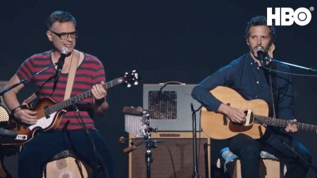 Watch: First trailer for Flight of the Conchords' HBO special 'Live at the London Apollo'
