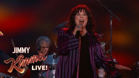 Watch: Ann Wilson of Heart perform 'You Don't Own Me' on 'Jimmy Kimmel Live'