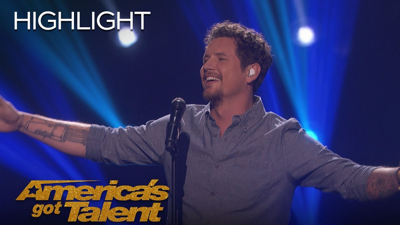 Watch: 'America's Got Talent,' Michael Ketterer sings song penned by Garth Brooks