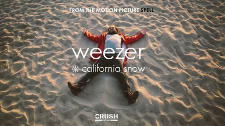 Listen: Weezer shares new song 'California Snow' from 'Spell' soundtrack